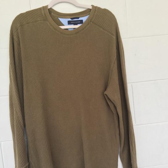 Tommy Hilfiger Other - Tommy Hilfiger Shirt, Olive Green, XL